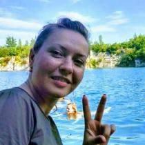 single  from Poland  'Ewelcia', lives in Poland  Gdańsk and seeks men