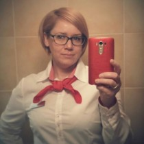 Photo of Polish Lady ,'Elencza', wants to chat with someone. Lives Poland  Kraków